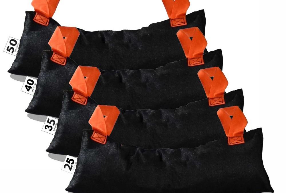 Predstavitev novega rekvizita: Wreck bag